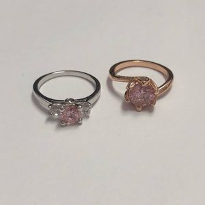 Any 2 Rings for $10 Pink Rings